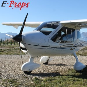 FLIGHT DESIGN CTLS ROTAX 912S EPROP 3-PALE