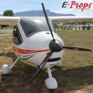 FLIGHT DESIGN CTSW ROTAX 912S EPROP 3-PALE