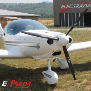 eprops DYNAMIC WT9 carbon propeller Avions Aircraft ULM Ultralights