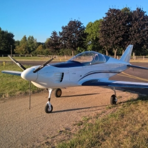 Asso X ROTAX 912S eprops durandal 3blade