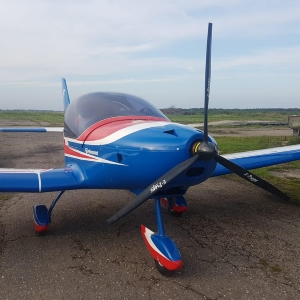 BELMONT ROTAX 912S eprops durandal 3blade