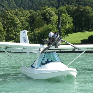 CATALINA Rotax 912S E-Props Durandal 3-pales