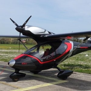 INNOV AVIATION FX1 Rotax 912S E-Props Durandal 3-pales