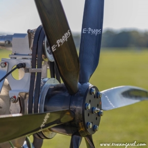 E-PROPS 6 pales propulsive rotax 914 115hp