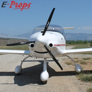 E-PROPS 3 pales tractive rotax 912S 100hp tow aircraft