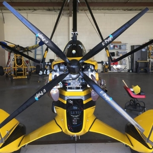E-PROPS 4 pales propulsive rotax 912S 100hp