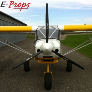 eprops SAVANNAH ICP carbon propeller Avions Aircraft ULM Ultralights
