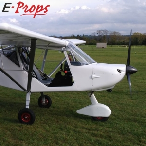 eprops BEST OFF SKYRANGER carbon propeller Avions Aircraft ULM Ultralights